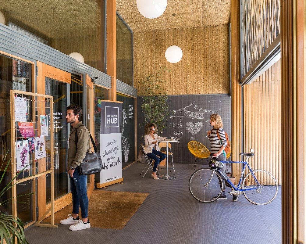 Espacios de trabajo inspiradores: cuando el diseño impulsa la colaboración
