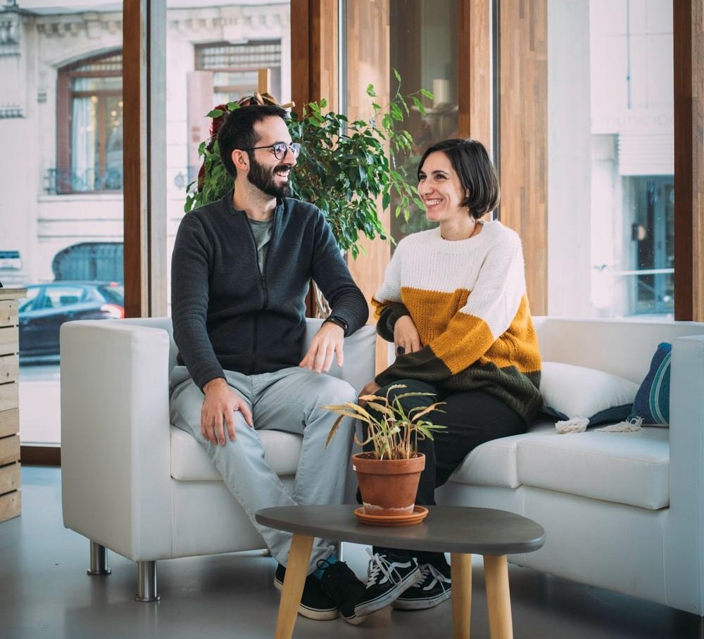 Pablo y Andrea: una vida de la mano de la innovación social sin fronteras